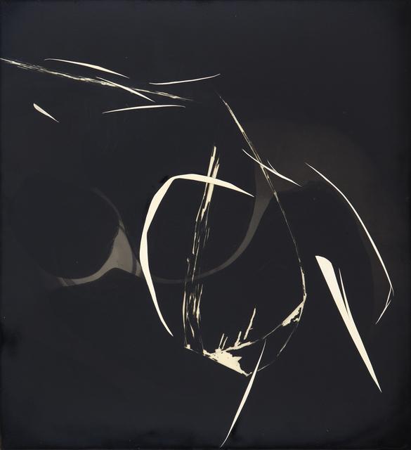 , 'Soft Black II,' 2016, Nancy Hoffman Gallery