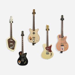 Electric Guitars, Set of Five