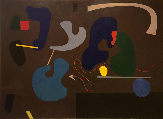 , 'Umber,' 1938-1939, Washburn Gallery