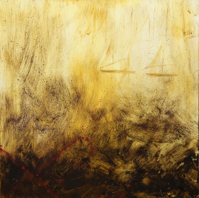 , 'Veleros,' 2015, Galerie AM PARK