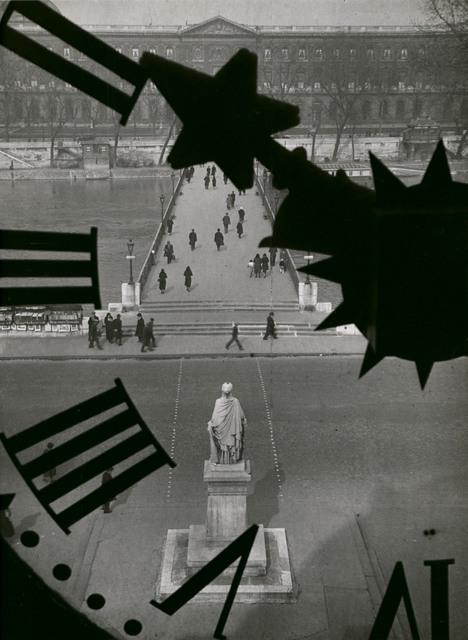 , 'Le Pont Des Artes, Paris,' 1932, Edwynn Houk Gallery