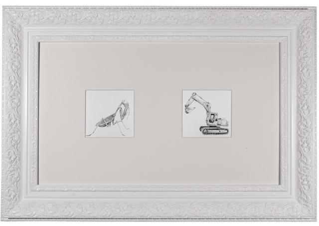 , 'Par/adox (Mantis),' 2015, Beatriz Esguerra Art