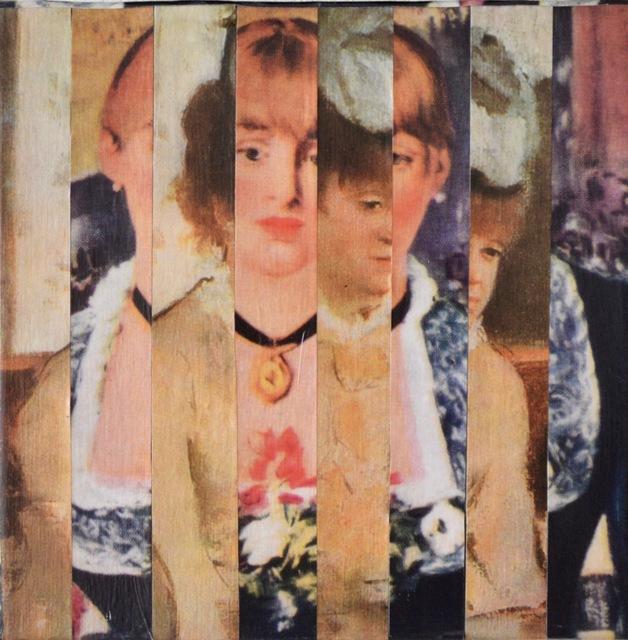 , 'At the Bar,' 2016, Carter Burden Gallery
