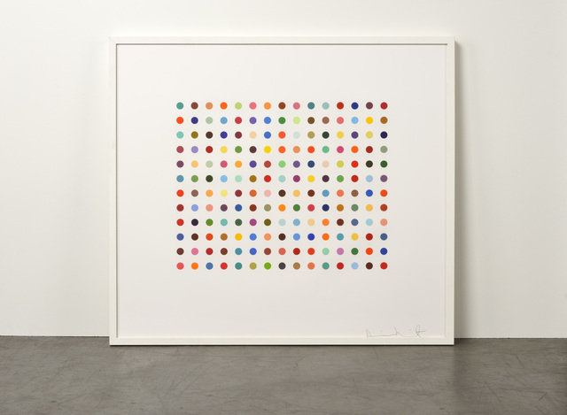 Damien Hirst, 'Pyronin Y', 2005, Weng Contemporary