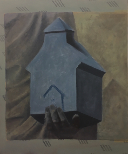 Louise Giovanelli, 'The Blue House', 2017, WORKPLACE