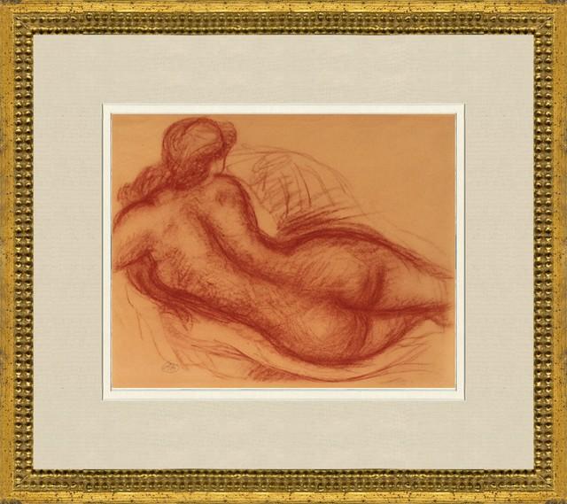 Aristide Maillol, 'Nude', ArtWise