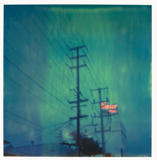 Stefanie Schneider, 'Mindscreen 6', 1999, Photography, Analog C-Print, hand-printed by the artist, based on an expired Polaroid. Not mounted., Instantdreams
