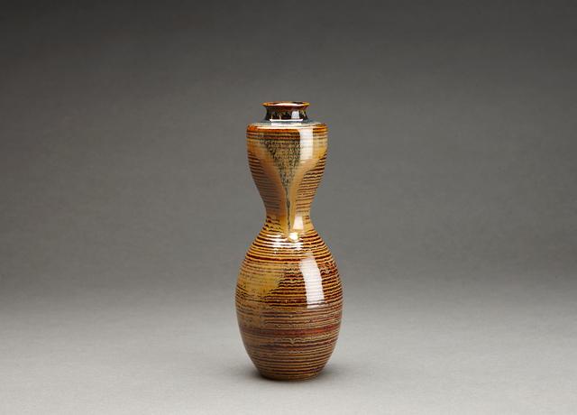 , 'Flower vase (hanaire), gourd form,' 2015-2016, Pucker Gallery