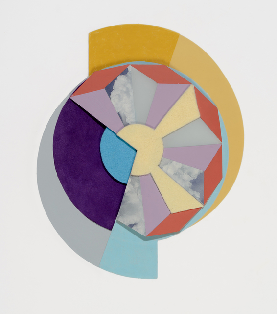, 'Sarah's Generous Wheel (Study 2),' 2016, Ruiz-Healy Art
