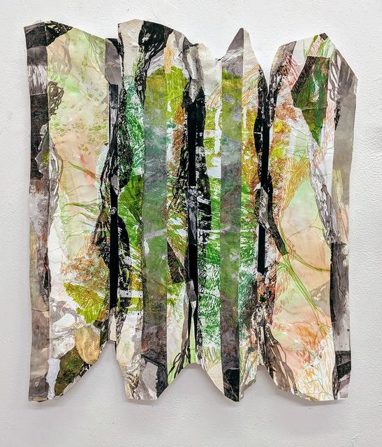 Joyce Chen, 'Red, Green, and Black ', 2019, ShockBoxx