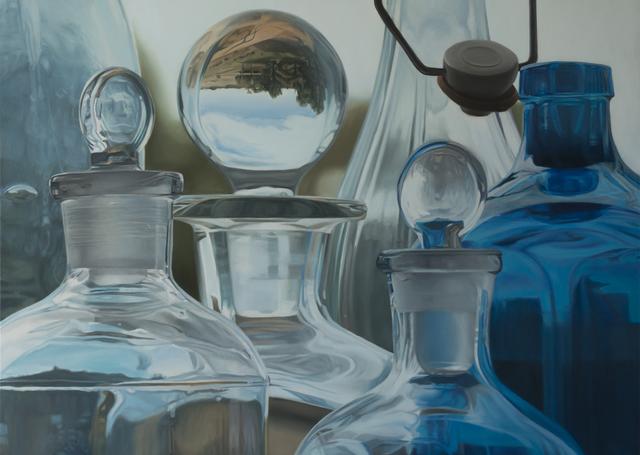 , 'Morning Mist,' 2015, Gallery Henoch