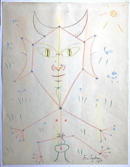 , ' Faune Assis ,' 1956, Fairhead Fine Art Limited