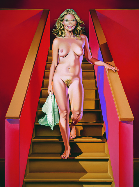 , 'Nude Descending a Staircase,' 2004, Modernism Inc.