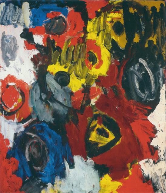 , 'Furioso,' 1963, Henze & Ketterer
