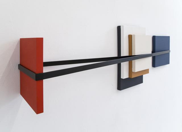 , 'Extension of Meaning 13,' 2016, BWA Warszawa