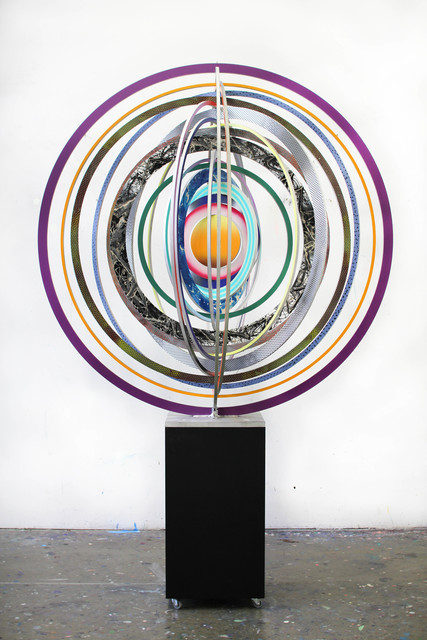 , 'Sphere,' 2017, Hans Alf Gallery