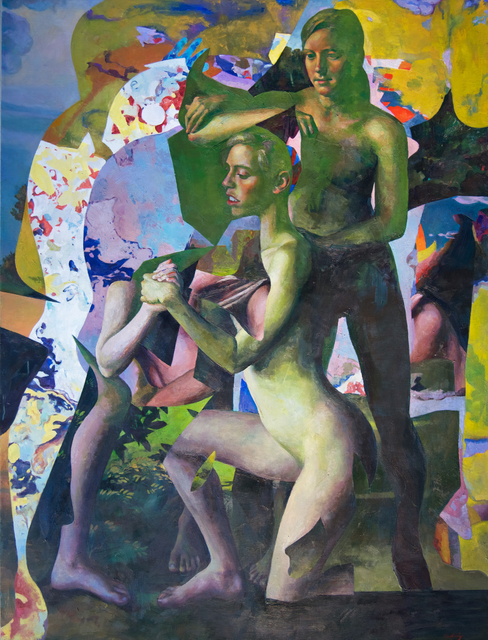 , 'Good Samaritan II,' 2015, Cadogan Contemporary