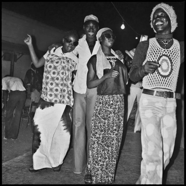 Sanlé Sory, 'Fête au Volta dancing', 1982, David Hill Gallery