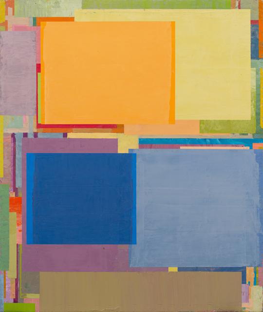 , 'Den Tisch in die Ecke stellen 59 将桌子置于角落 59,' 2017, PIFO Gallery