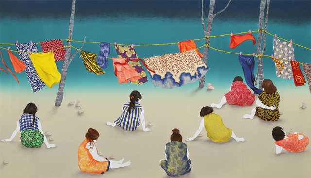 , 'Happy Forever,' 2016, Micheko Galerie