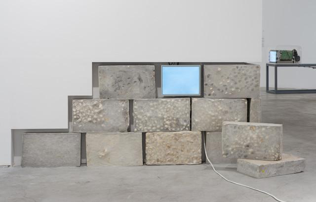 , 'Nature Series No.32/Wall,' 1998, ShanghART