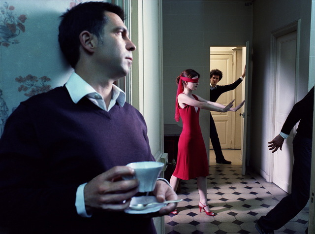 , 'Blind Man's Bluff,' 2003, Sous Les Etoiles Gallery