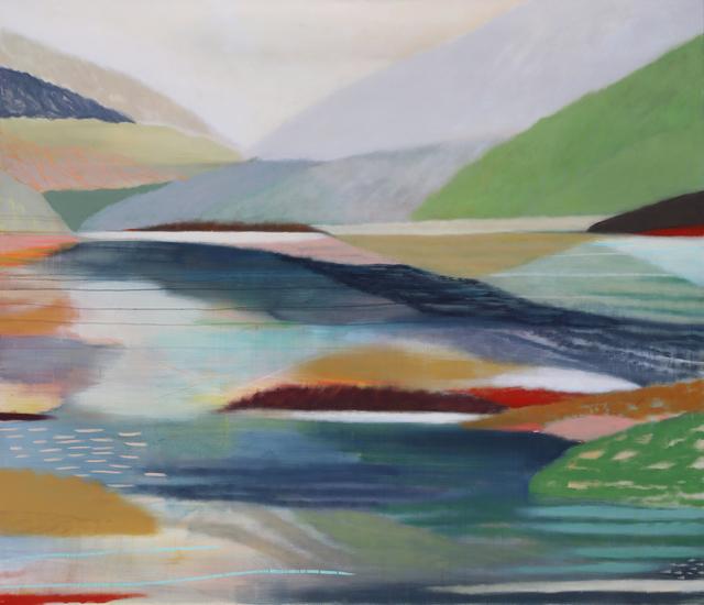 , 'The Wanderer,' 2017, Flinders Lane Gallery