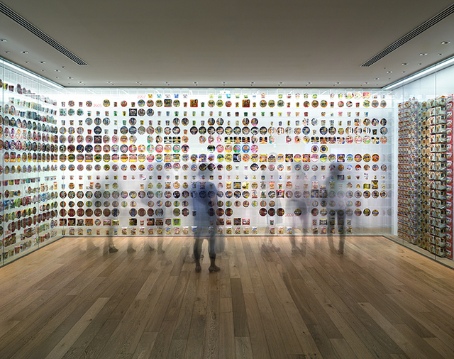 , 'Cup Noodles Museum, Yokohama (TV14623),' 2014, Benrubi Gallery