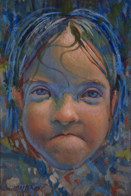 Marc Ross, 'Little Girl Blue', 2017, Ro2 Art