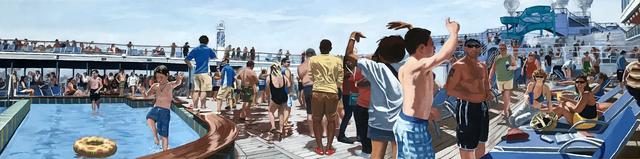 , 'Cruise ,' 2017, Lyons Wier Gallery