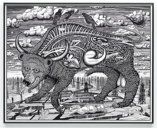 , 'Animal Spirit (large),' 2016, Galerie Maximillian