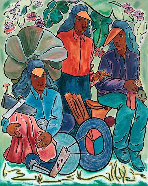 , 'Flowers,' 2013, Rena Bransten Gallery