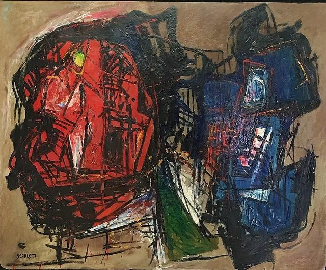 , 'Untitled,' ca. 1950, Lawrence Fine Art