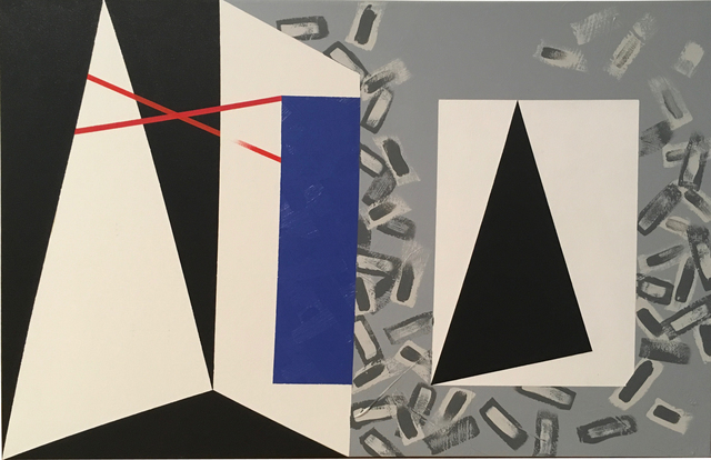 Max Johnston, 'October 26th, 2017', 2017, Christopher Cutts Gallery