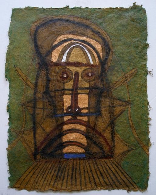 Guillermo Pacheco, 'Sin titulo (GUP-P-17)', 1998, Galería Quetzalli