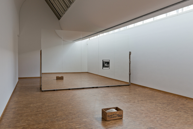 Danh Vō, 'Break my face in, it was the kindest touch you ever gave', 2015, Museum Ludwig