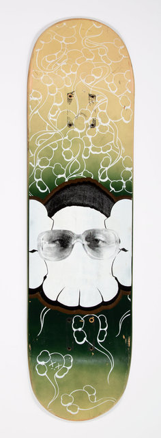 KAWS, 'Untitled', 1999, Print, Screenprint in colors on skate deck, Heritage Auctions