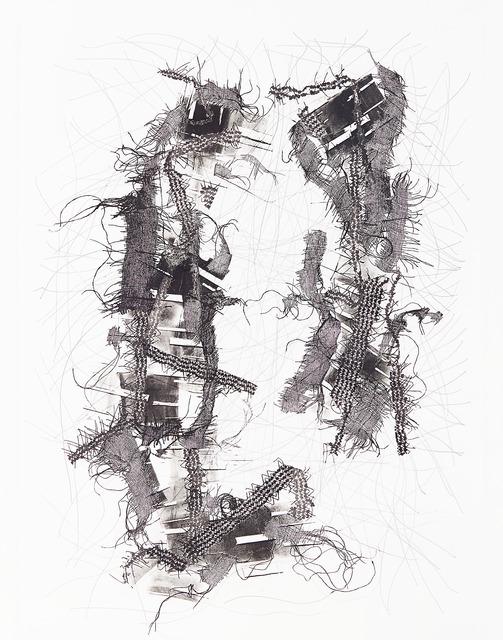 , 'Tearing the Veil #2,' ca. 2019, Priscilla Fowler Fine Art