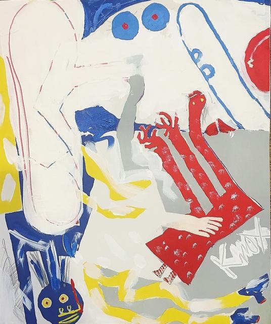 Knox Martin, 'Untitled', ca. 1990, Lawrence Fine Art
