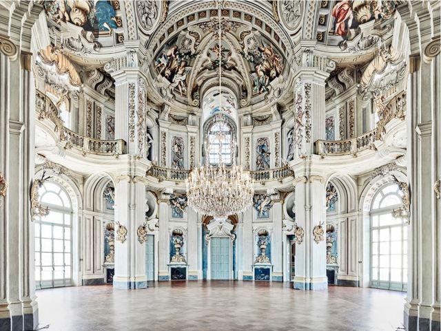 , 'Rotunda, Stupinigi Palace, Piedmont, Italy,' 2016, Galerie de Bellefeuille