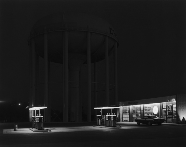 , 'Petit's Mobil Station, Cherry Hill, NJ,' 1974, Atlas Gallery
