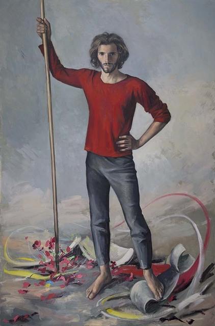 , 'Dani the Conqueror ,' , OLSEN GALLERY