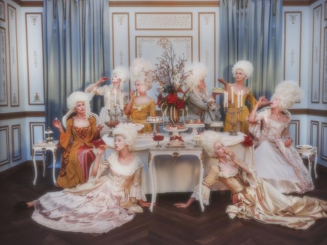 , 'Aristocracy,' 2015, Imitate Modern