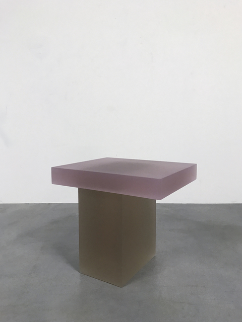 , 'Haze Stool (Pink and Orange),' 2015, Carpenters Workshop Gallery
