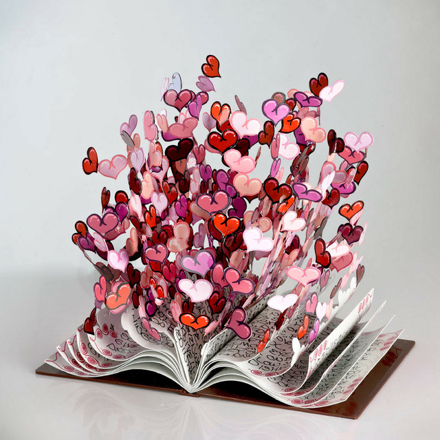 , 'Pink Book Of Love,' 2017, Eden Fine Art