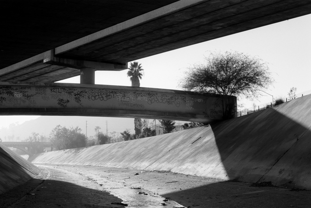 , 'Los Angeles River, 101 & 110 Intersection,' 1997, Wall Space Gallery
