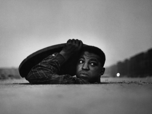 Gordon Parks, 'The Invisible Man, Harlem, New York', 1952, Jenkins Johnson Gallery