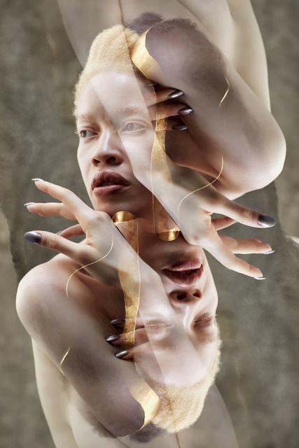 ", 'Framed Color Photograph by Alex Korolkovas ""Eves #1"",' 2018, Valerie Goodman Gallery"