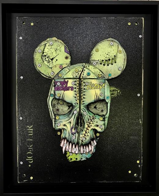 Eric Liot, 'Pas si sympa Mickey', 2017, Galerie Bayart