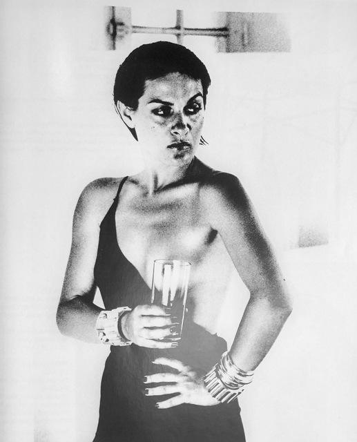 , 'Paloma Picasso St. Tropez,' 1973, Danziger Gallery